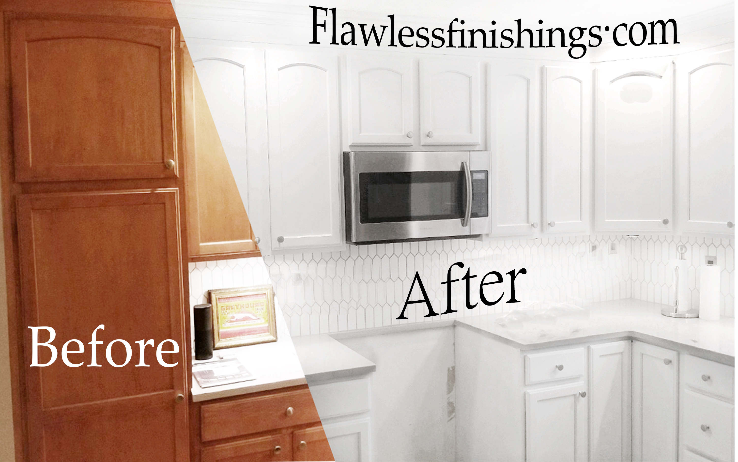Refinishing Kitchen Cabinets Kitchen Remodeling Professionals Flawless Finishes